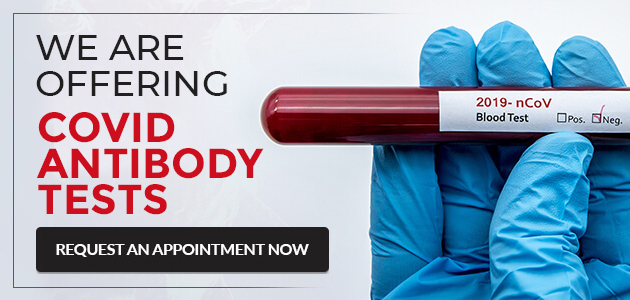 COVID Antibody Test